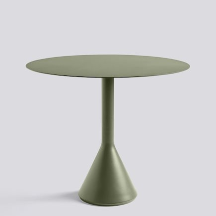 Hay  -  Palissade / cone table / round