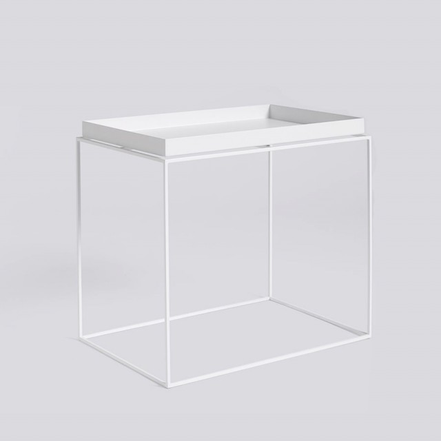 White / Side table